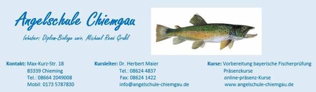 Fischerprüfung Bayern